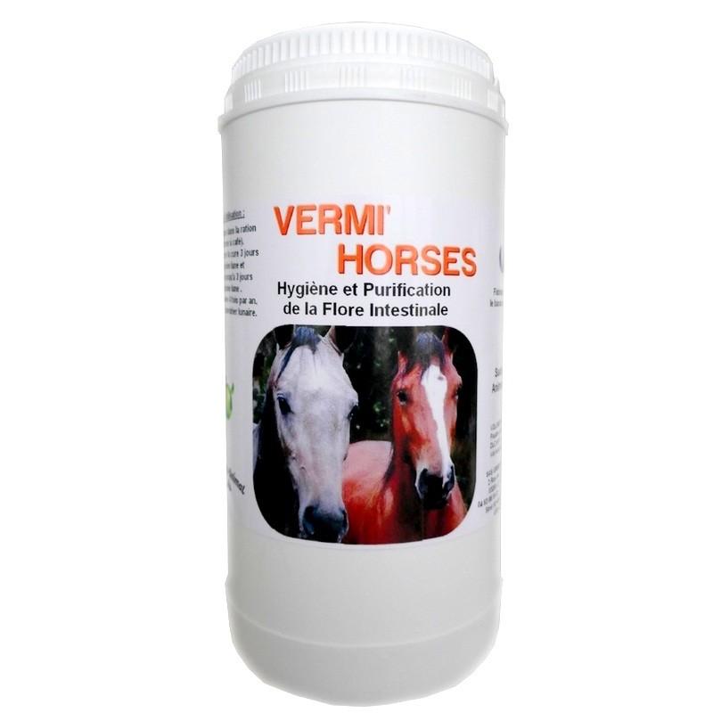 Vermifuge cheval